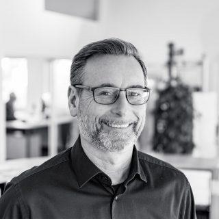 Patrik Andréasson på Dekorcenter i Laholm