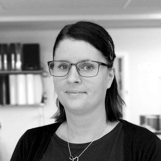 Nathalie Dovander på Dekorcenter i Laholm